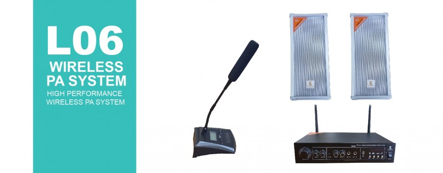 PA System Series