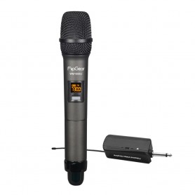 WM 1000 U Professional Universal UHF Handheld Wireless Microphones With Rechargeable Transmitter Wireless Mic