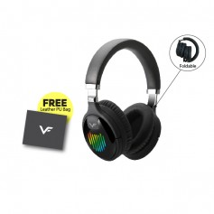 Elite 6 RGB High Performance Bluetooth Headphone Free Leather PU Bag